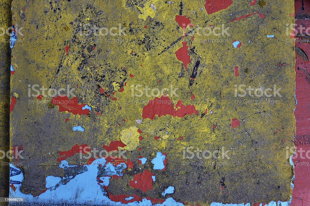 grunge floor royalty-free stock photo