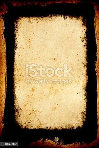 istock Grunge Frame Element 91562707