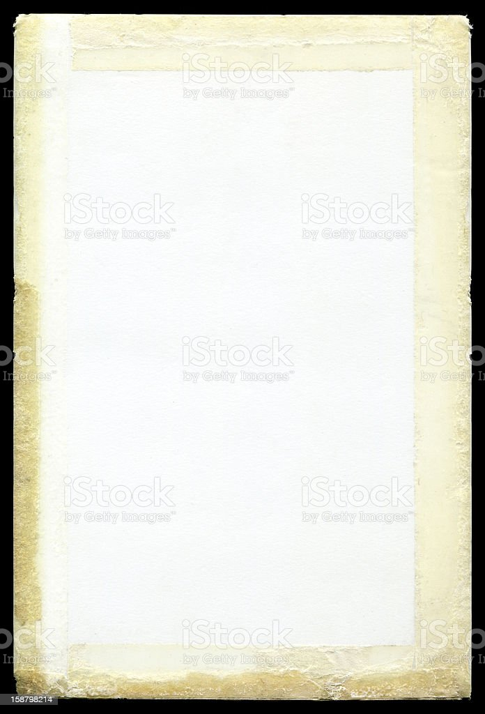 Grunge Frame textured background stock photo
