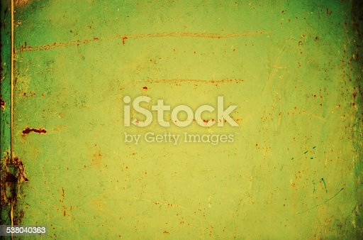 1207526097 istock photo Grunge green background with space for text and  image 538040363