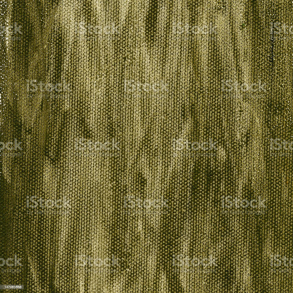 grunge green brown canvas background royalty-free stock photo
