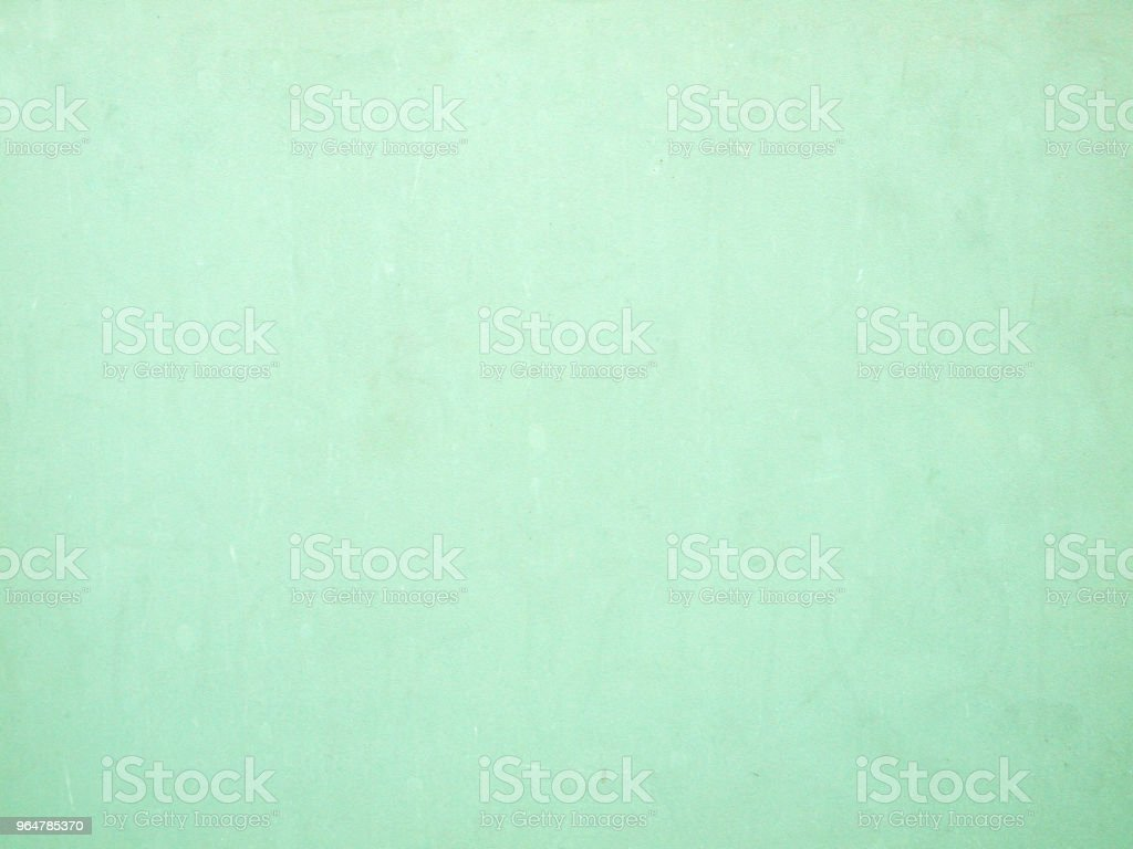 Grunge green cement wall royalty-free stock photo