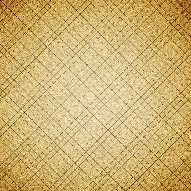 Grunge grid paper backgroud stock photo