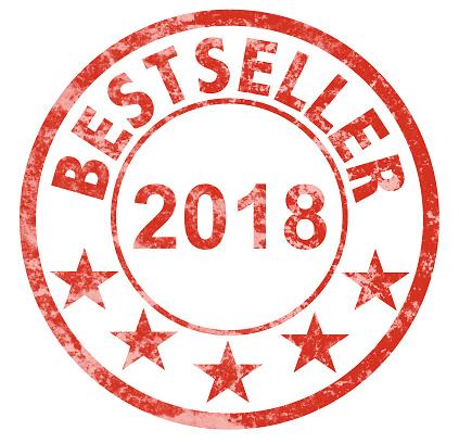 grunge label for bestseller 2018