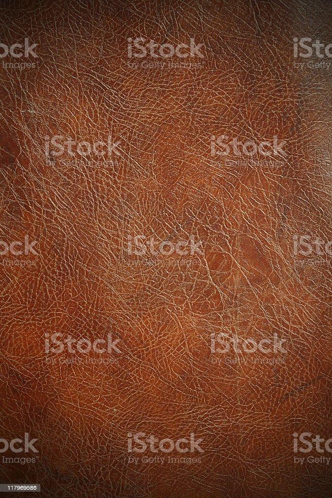 Grunge Leather royalty-free stock photo