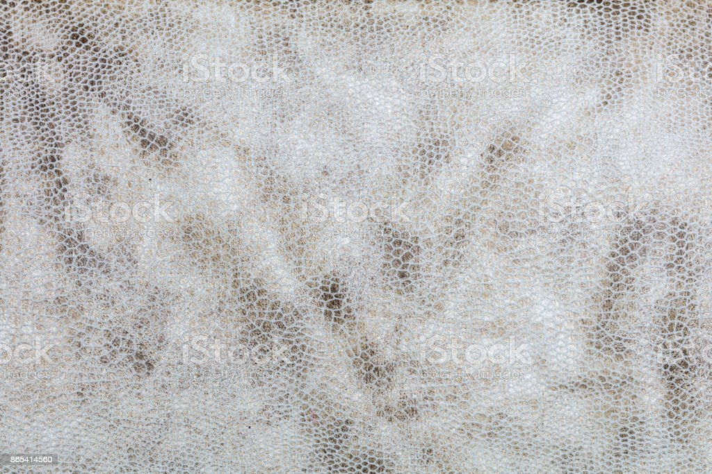 Grunge leather texture stock photo