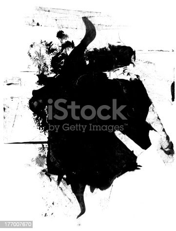 istock Grunge Mask 177007670