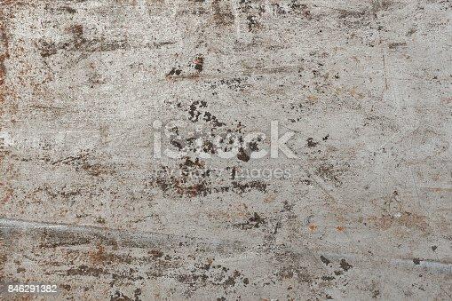 istock Grunge metal background 846291382