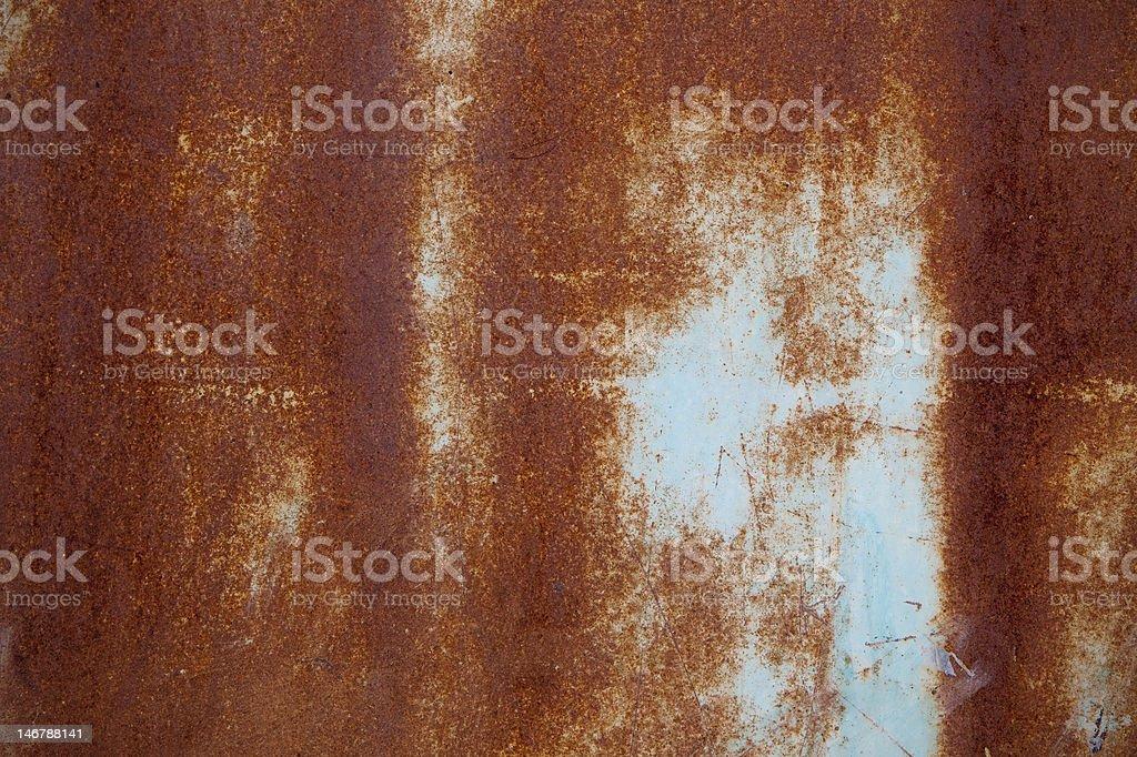 Grunge Metal Plate royalty-free stock photo