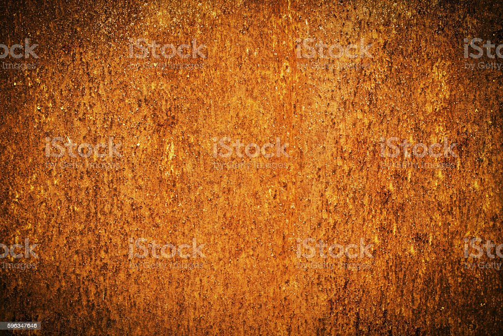 Grunge metal rust and orange texture for halloween background wi royalty-free stock photo
