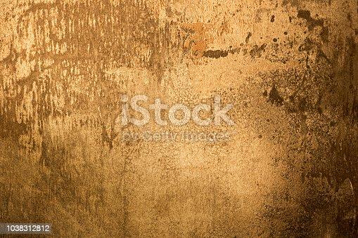 istock Grunge metal texture 1038312812