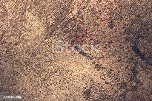 istock Grunge metal texture 1069357450