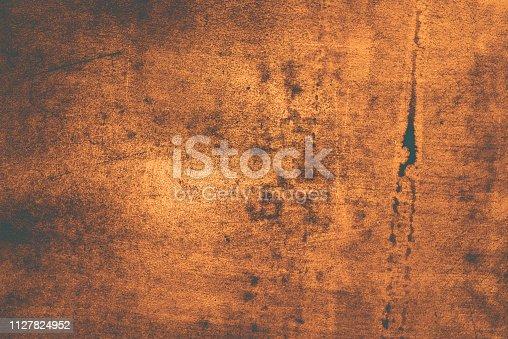 istock Grunge metal texture 1127824952
