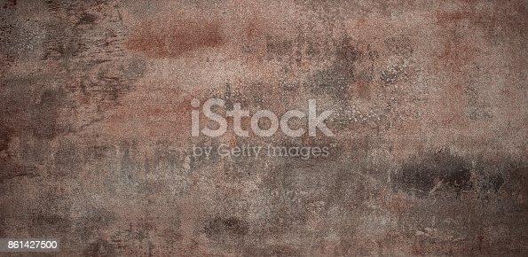 istock Grunge metal texture 861427500