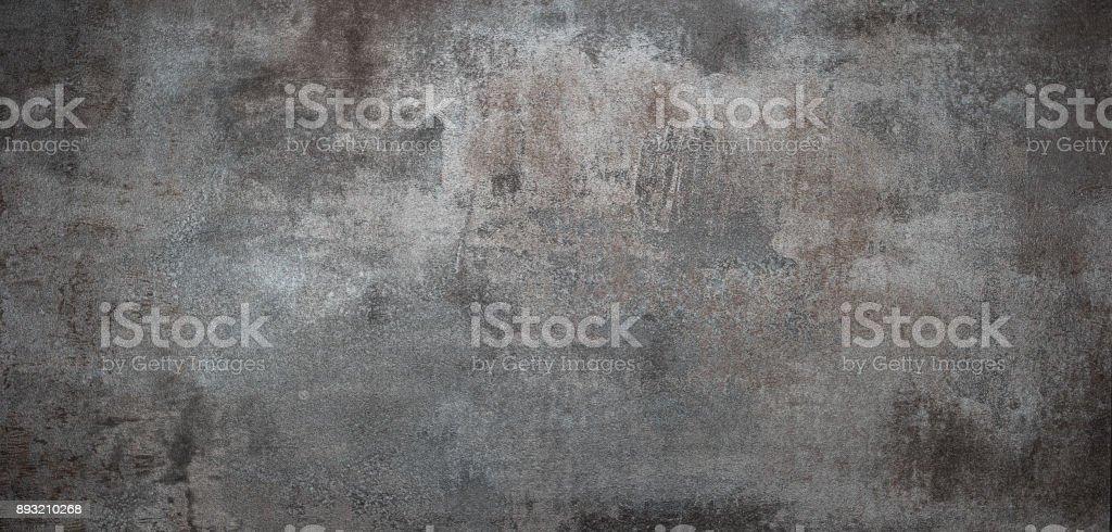 Grunge texture en métal - Photo