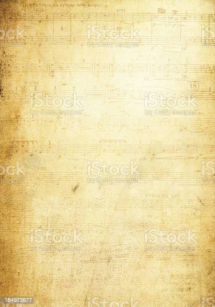 Grunge musical note page background textured picture id184973677?b=1&k=6&m=184973677&s=612x612&h=hcx373t2er eac5npot55xpcwsqzojj4vk1dutoxry4=