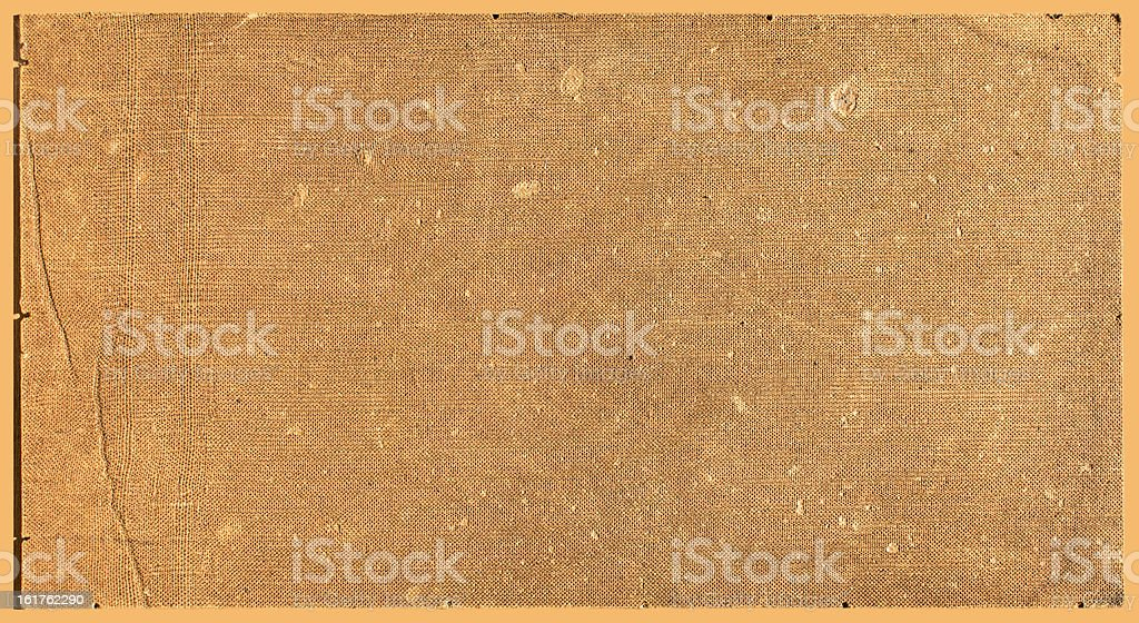 Grunge old blank board royalty-free stock photo