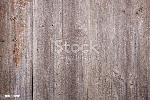 Grunge old brown wood door textured background