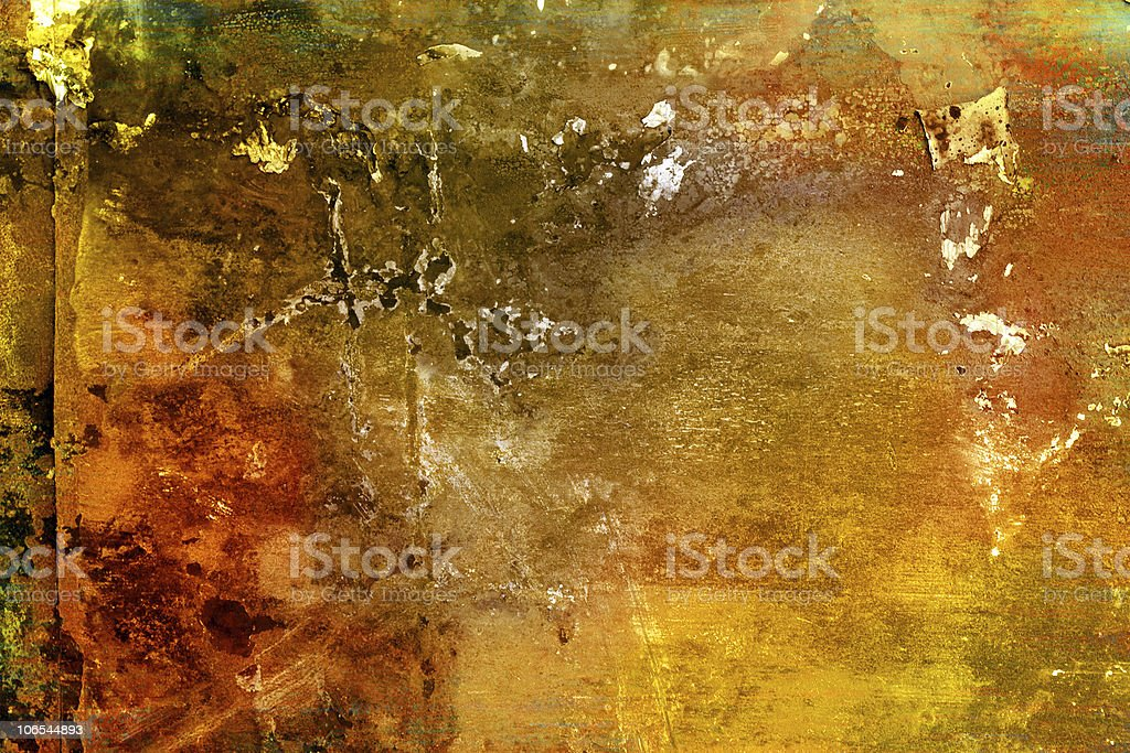 grunge paint royalty-free stock photo