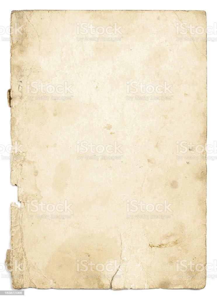 Grunge paper background stock photo