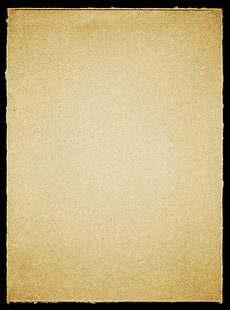 Grunge paper textured background isolated stock photo