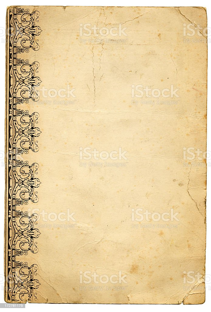 Grunge paper XXL royalty-free stock photo