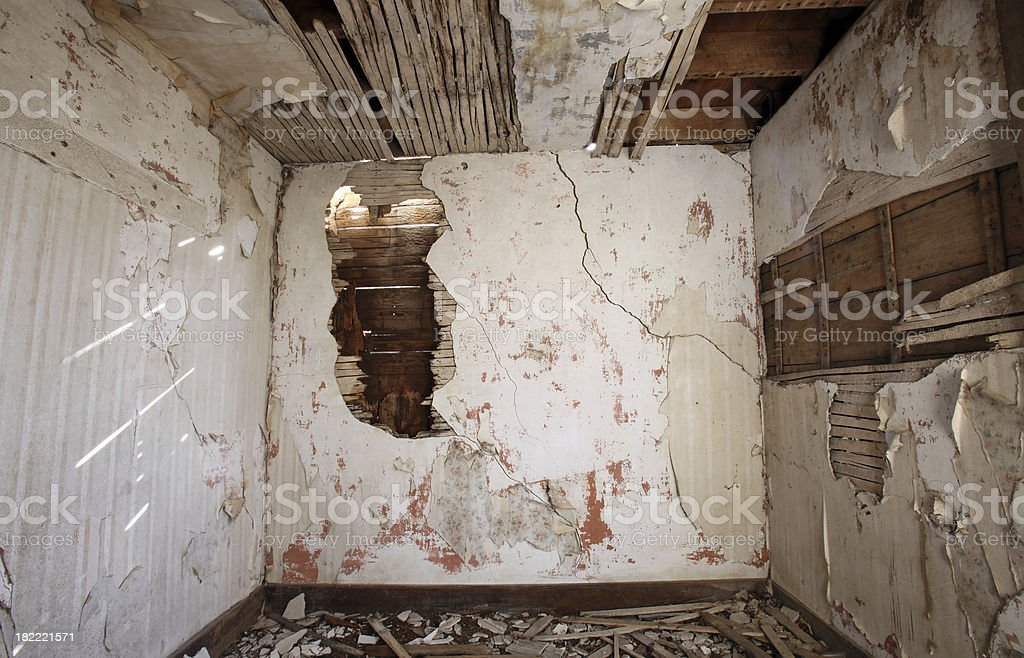 Grunge Perspective stock photo