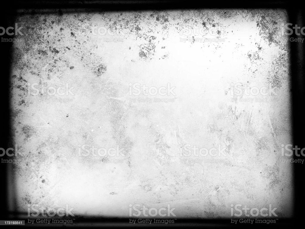 Grunge Photo Layer stock photo