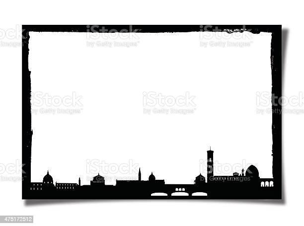 Grunge picture frame with silhouette of florence picture id475172512?b=1&k=6&m=475172512&s=612x612&h=9ah12arrtpglyf1wb9blthyh1yizx y7yolz6676 n8=