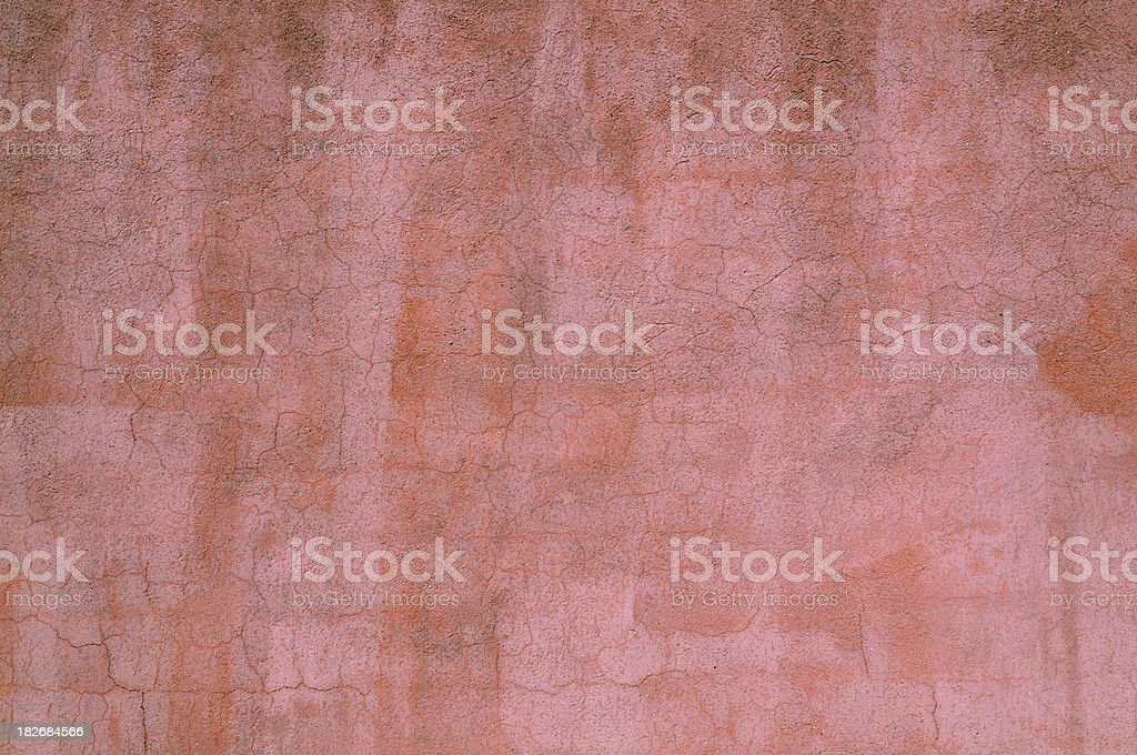Grunge Pink Wall Texture Background Pattern royalty-free stock photo