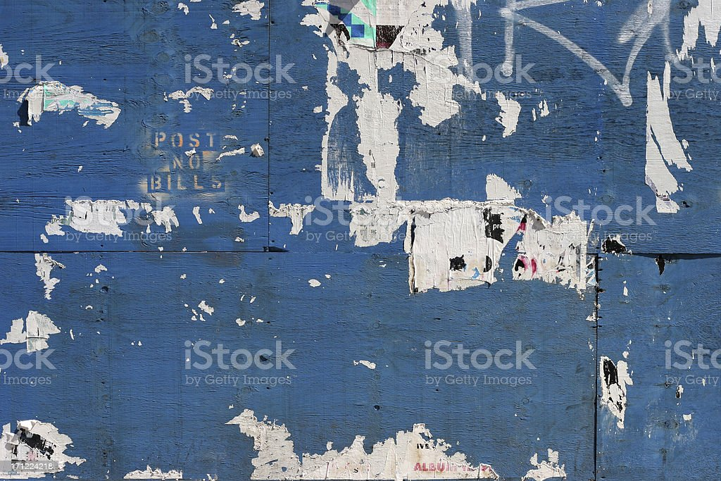 grunge poster background royalty-free stock photo