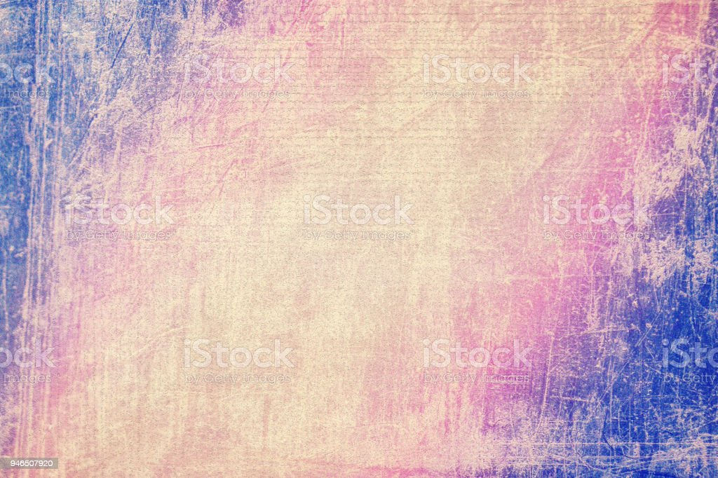 grunge purple and blue abstract  wallpaper background stock photo