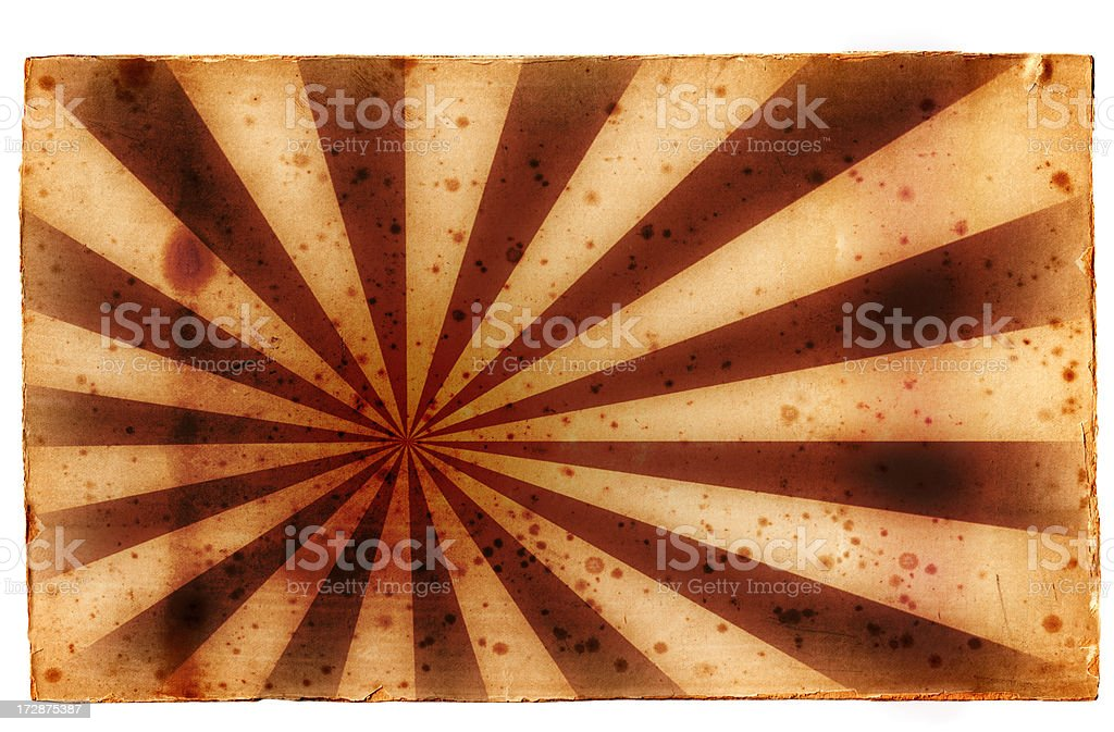 Grunge ray XXL royalty-free stock photo