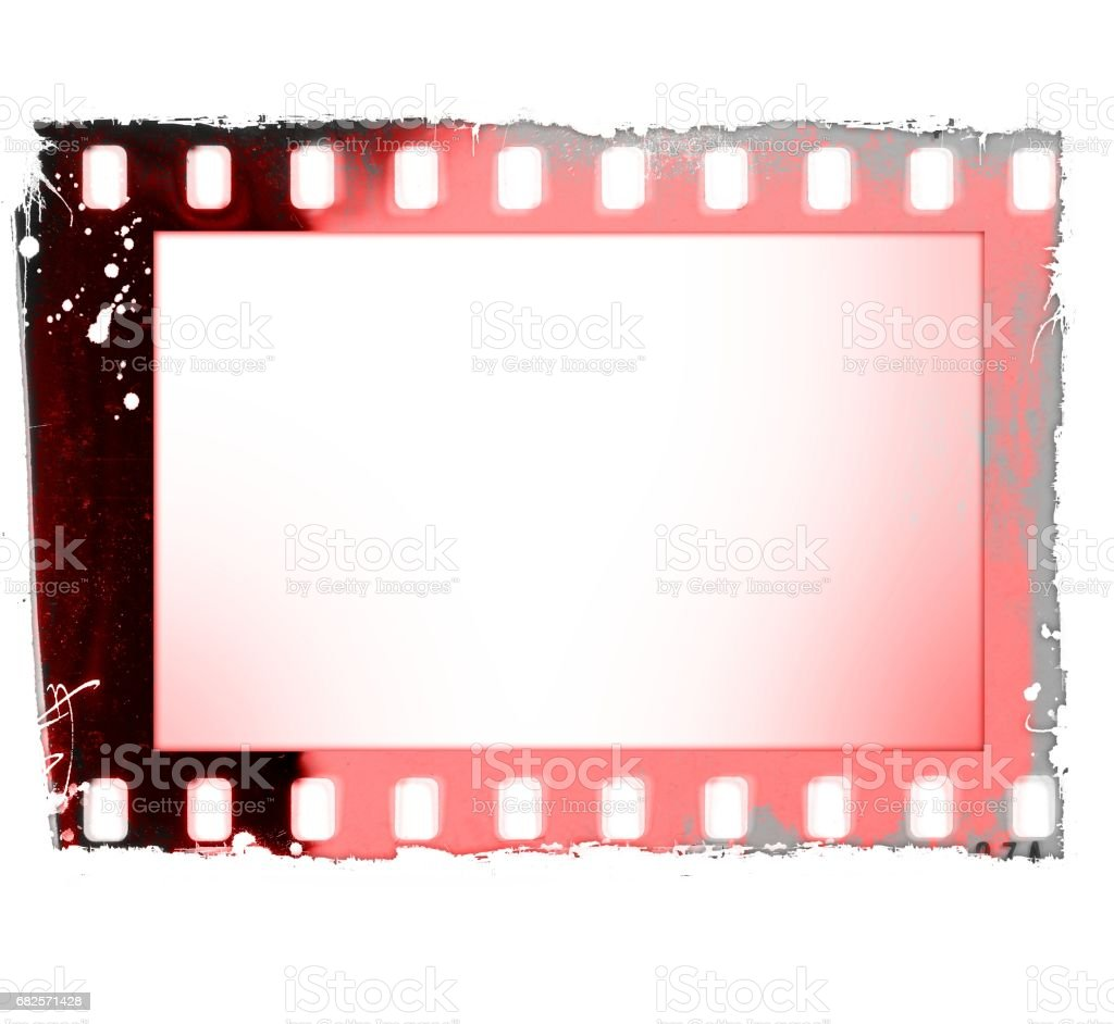 Grunge red film strip frame isolated on white stock photo more grunge red film strip frame isolated on white royalty free stock photo jeuxipadfo Image collections