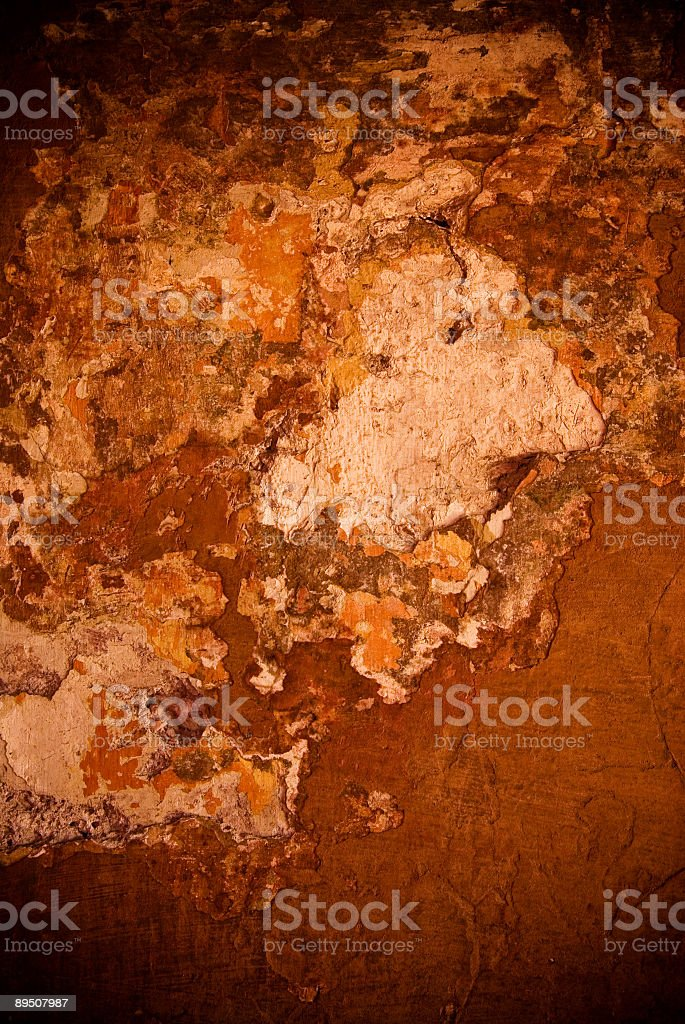 grunge roman redish royalty-free stock photo