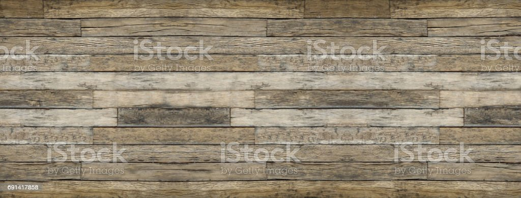 Grunge rustic wooden table stock photo