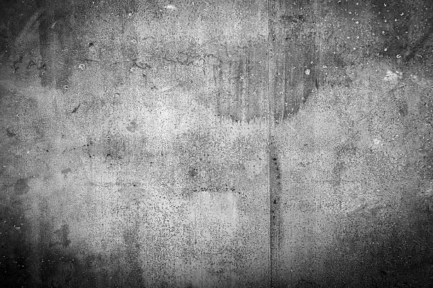 Grunge rostige Metall Hintergrund. – Foto