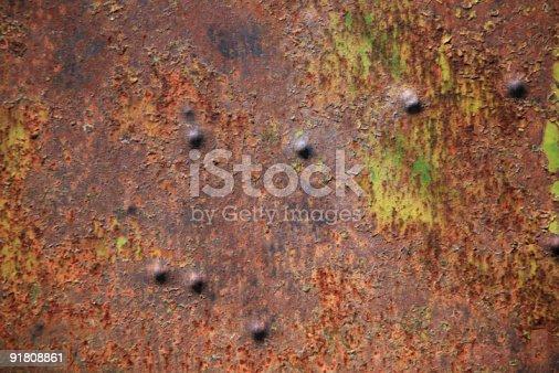 94372741 istock photo grunge rusty metal surface 91808861