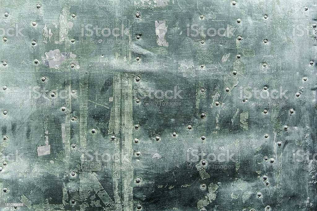Grunge rusty metal texture royalty-free stock photo