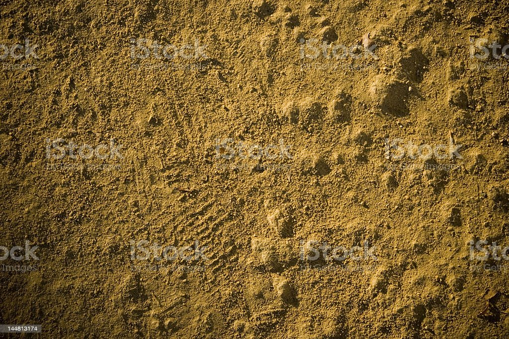 Grunge sand texture royalty-free stock photo
