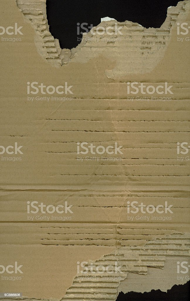 grunge scratched paper royalty-free stock photo