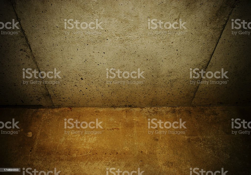 Grunge Seam royalty-free stock photo