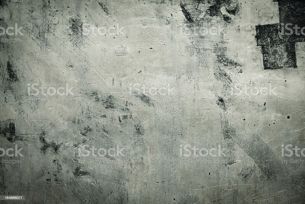 Grunge silver background royalty-free stock photo