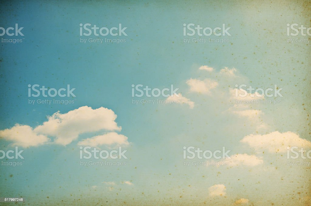 Grunge Sky stock photo