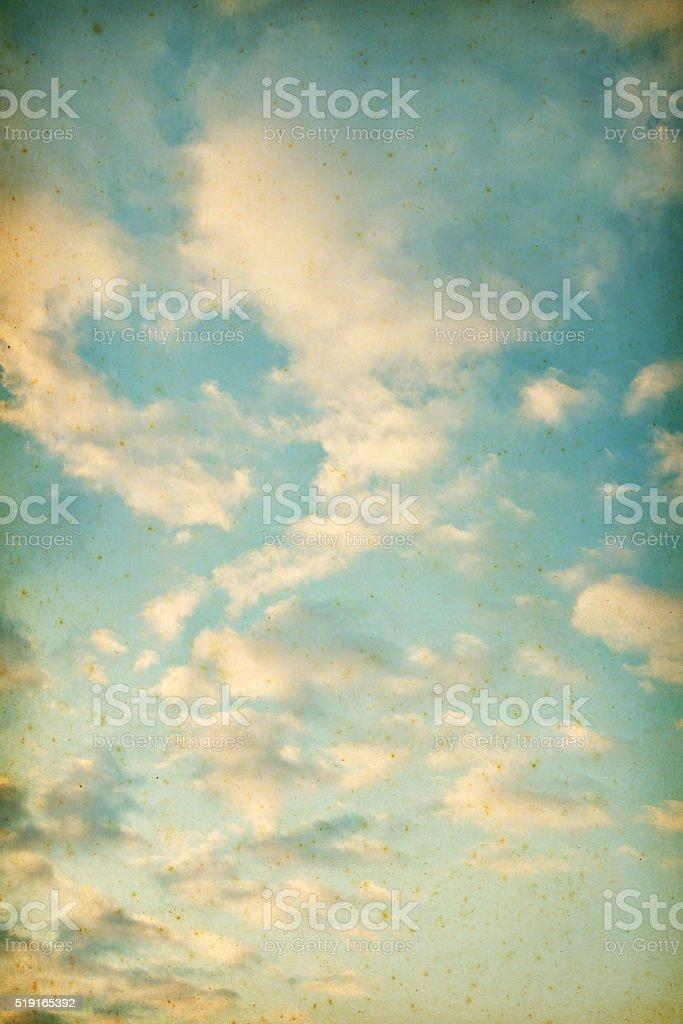 Grunge Himmel – Foto
