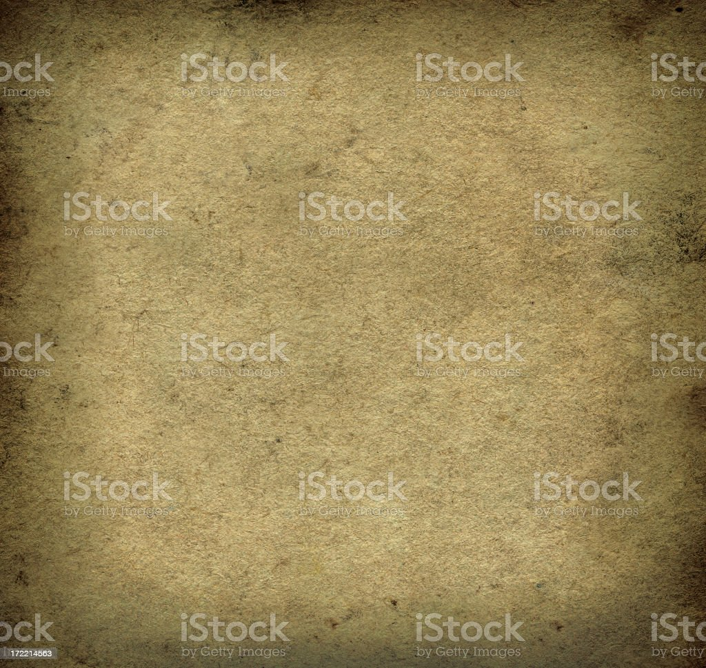 Grunge Square Paper royalty-free stock photo