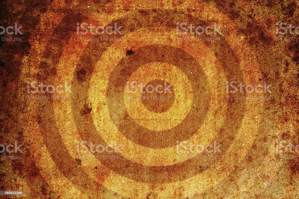 Grunge stained paper royalty-free stock photo