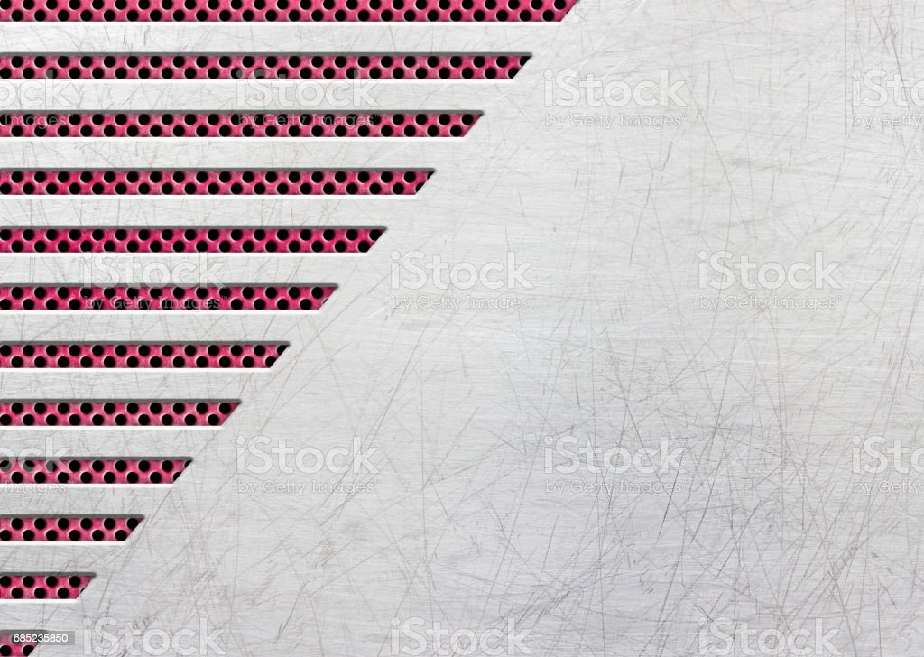grunge Steel and aluminum background or texture royalty-free stock photo