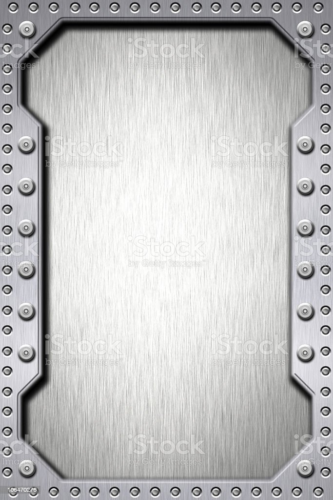 Grunge steel royalty-free stock photo