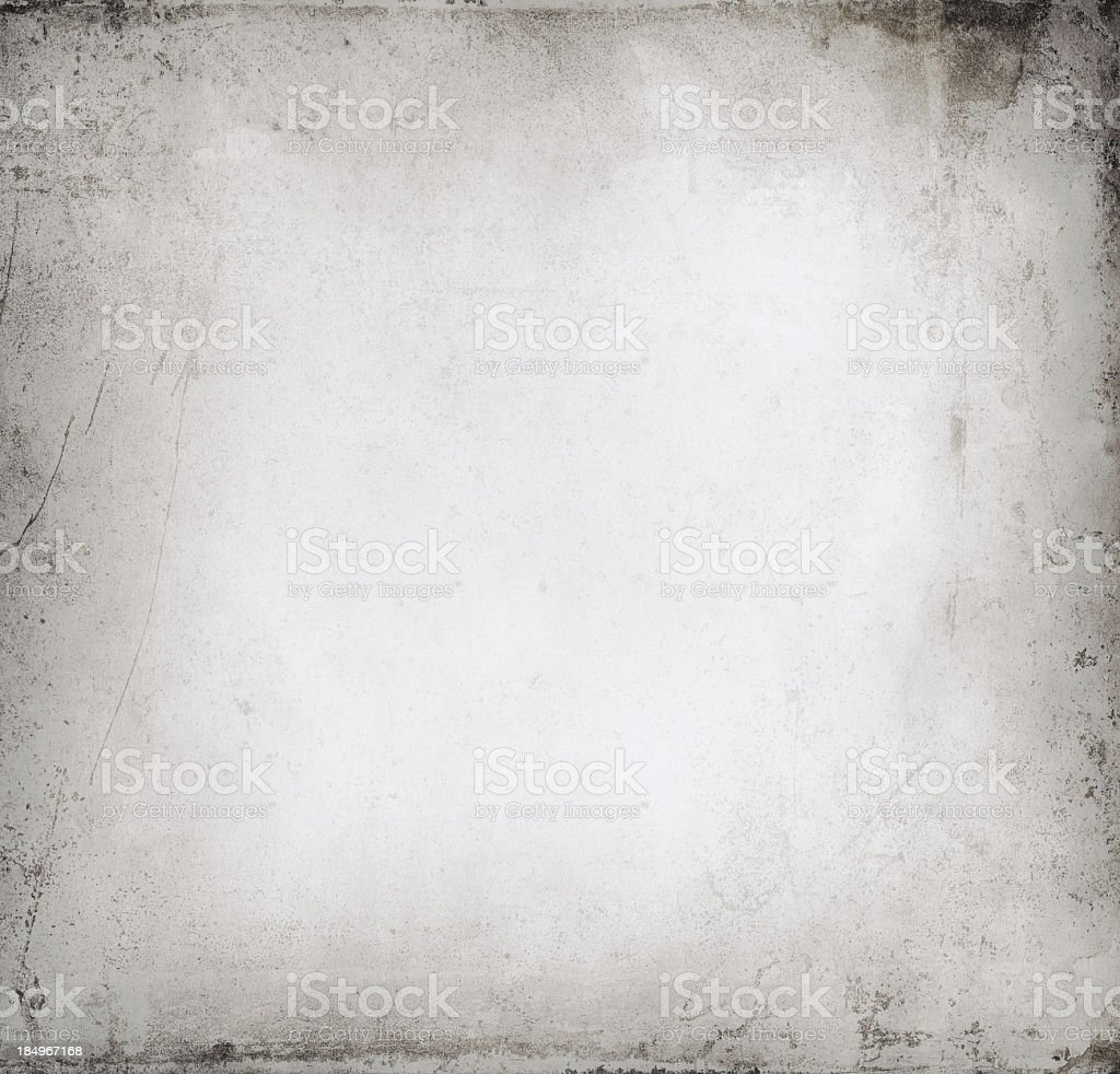 Grunge style weathered gray background - 免版稅不毛之地圖庫照片
